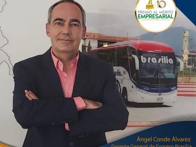 EXPRESO BRASILIA OBTUVO DOS PREMIOS AL MÉRITO EMPRESARIAL
