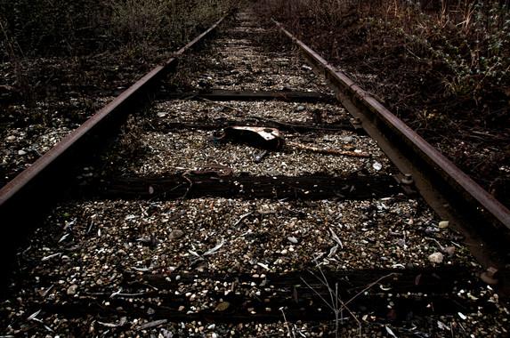 Rail pour convoi fantôme