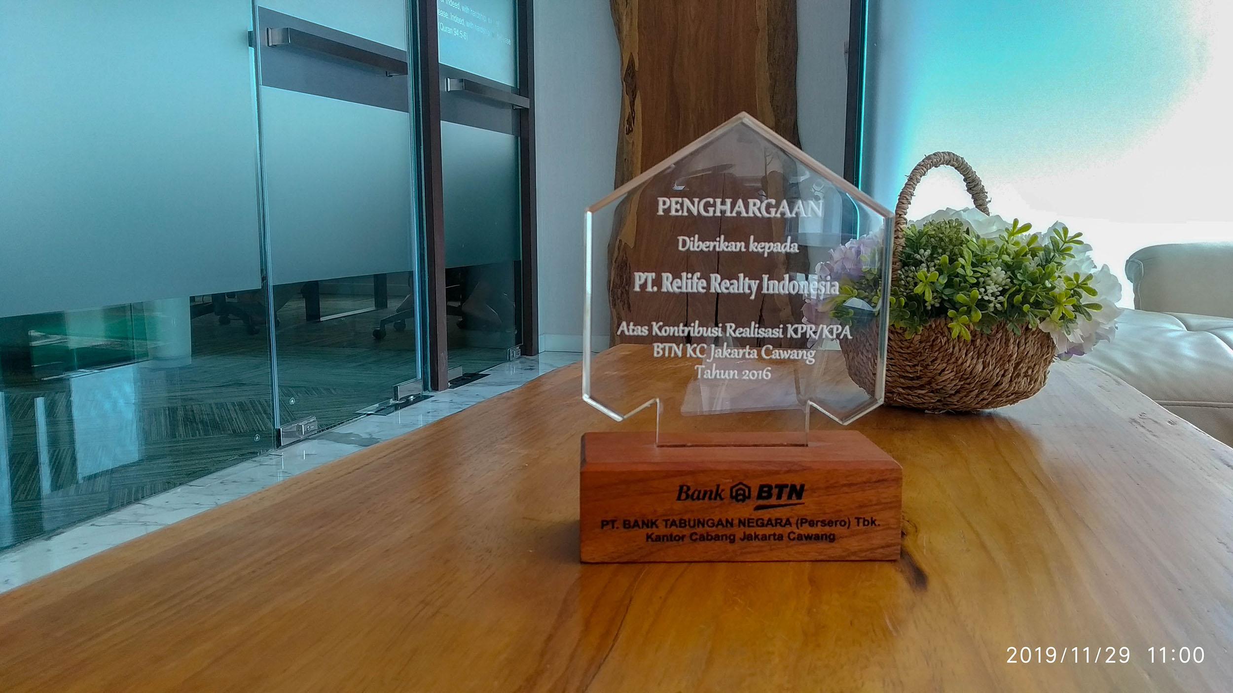 BTN Award