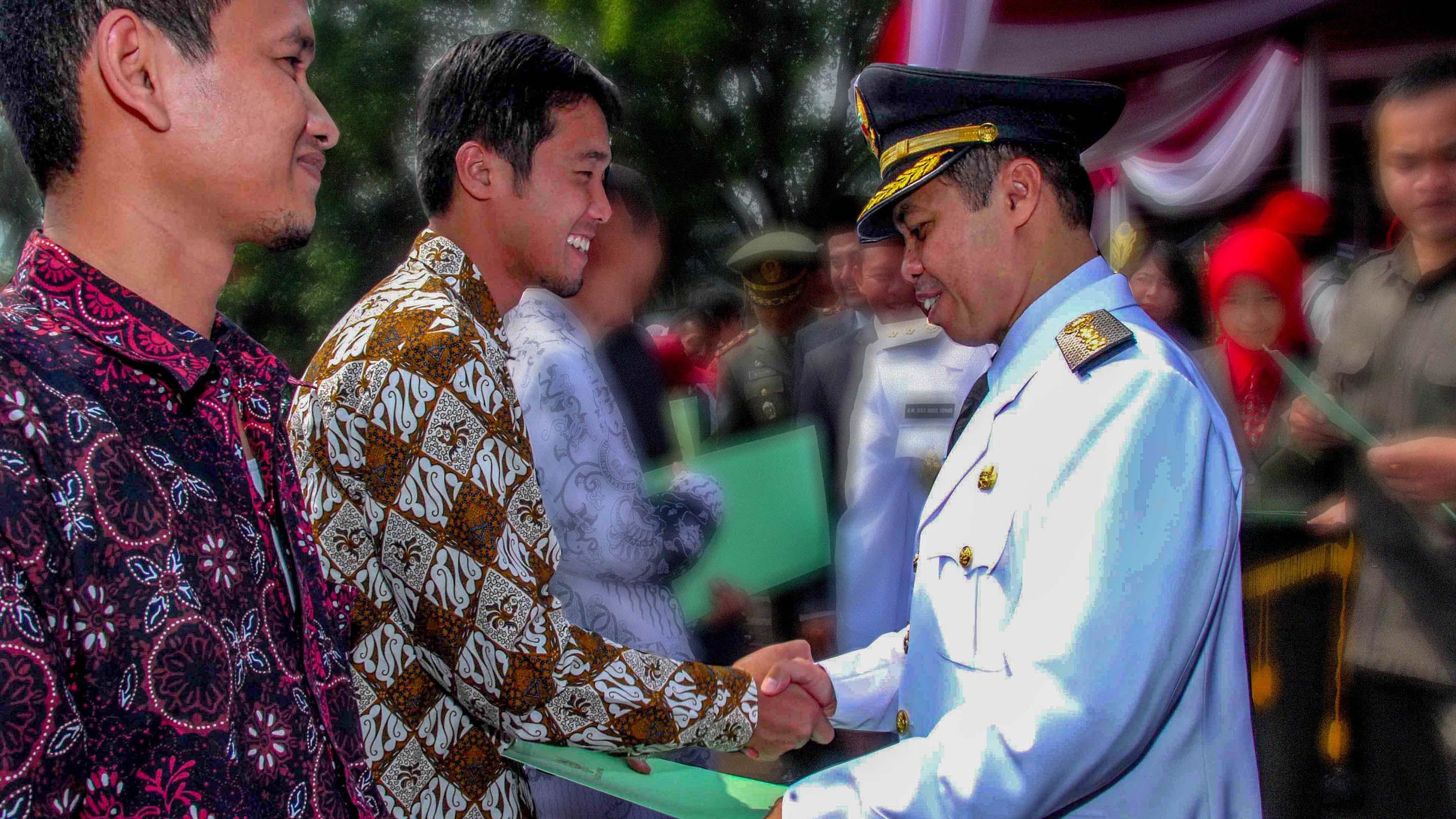 Walikota Depok Award