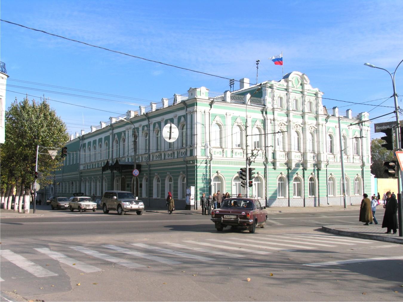 Арбитражный суд Рязанской обл.
