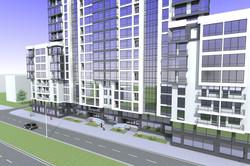Комплексная реконструкция квартала 1