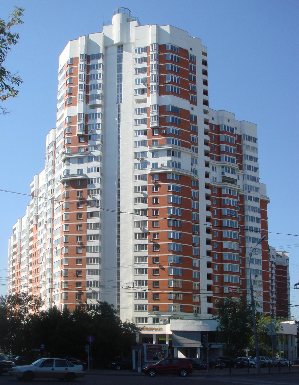 Многофункциональный жилой комплекс