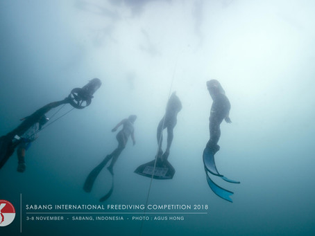 Double Pressure - Sabang International Freediving Competition