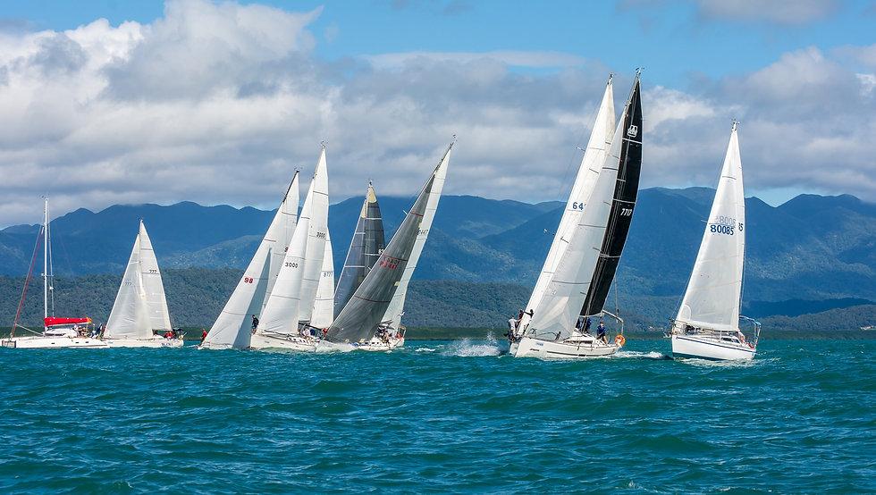 Port Douglas Race Week fleet