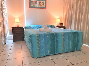 Mango Tree Holiday Apartments Port Douglas accommodation Master Bedroom