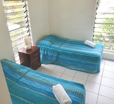 Mango Tree Holiday Apartments Port Douglas accommodation first floor apartment twin beds