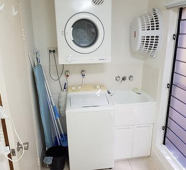 Mango Tree Holiday Apartments Port Douglas accommodation ground floor apartment laundry facilities