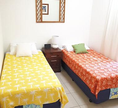 2Mango Tree Holiday Apartments Port Douglas accommodation ground floor apartment twin beds
