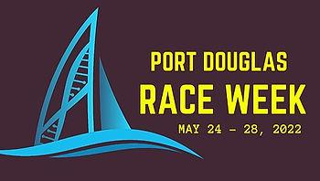 2022 Port Douglas Race Week logo