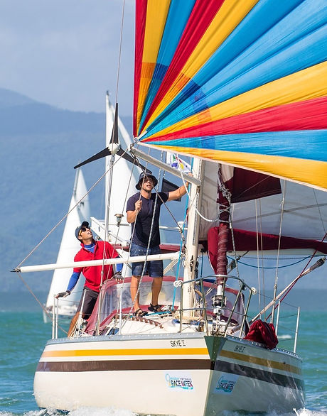 Port Douglas Yacht Club race results