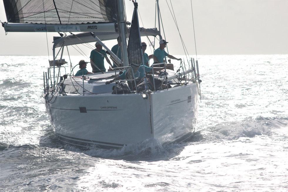 Charm Offensive Div 1 2021 Port Douglas Race Week winner