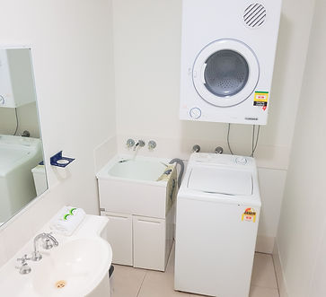 Mango Tree Holiday Apartments Port Douglas accommodation townhouse laundry facilities