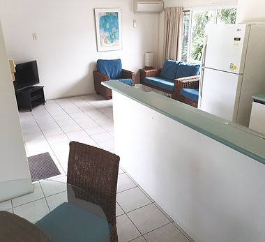 Mango Tree Holiday Apartments Port Douglas accommodation first floor apartment interior