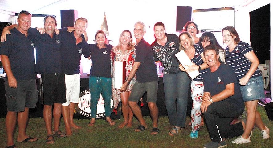 Port Douglas Race Week presentation night
