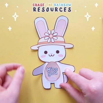 CTRR Easter Hugging Card