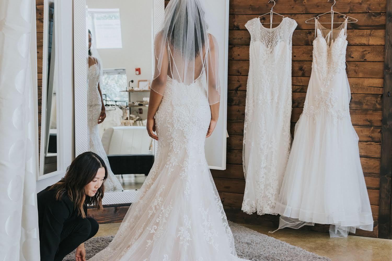 Seattle Wedding Dress Shop