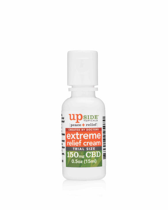 Extreme Relief Cream Trial Size