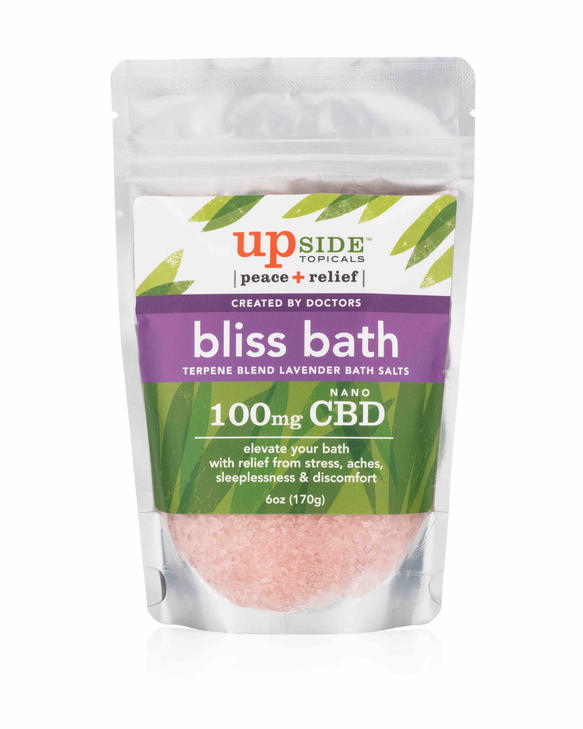 Bliss Bath Lavender Bath Salts