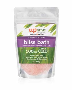 Bliss Bath Lavender Bath Salts