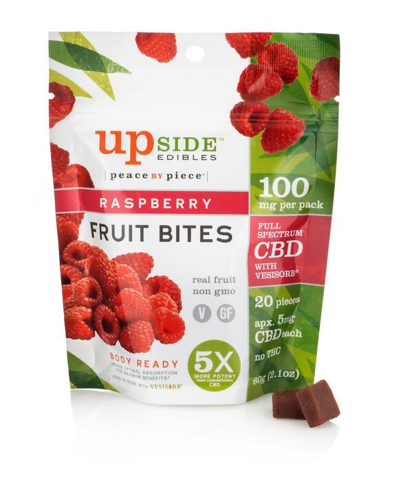 Rasberry Fruit Bites