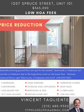 Price Reductio Flyer