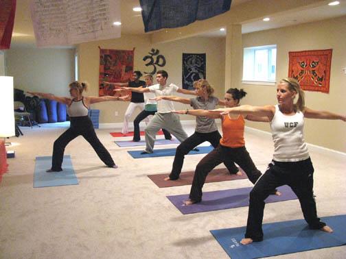 Delicious Yoga