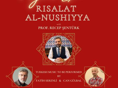Special Program! Reading Yunus Emre with Prof. Recep Senturk