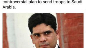 BBC's Monitoring service tweets wrong photo of Pakistan's defence minister