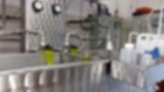 Die Herstellung von neuem nativem Olivenöl extra