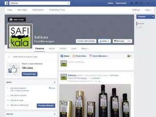 SAFIkala is on Facebook!