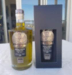 Flasche und Verpackung der SAFIkala frühen Ernte des Erzengels Michael