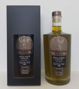 Archangel Michael packaging and bottle