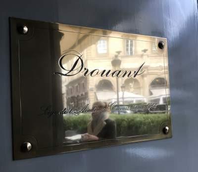 Restaurant Chez Drouant, Paris