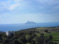 L'île de Paximadia