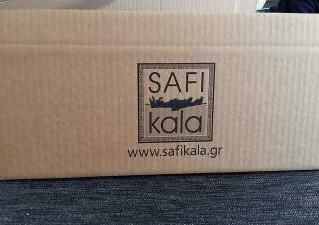 My first SAFIkala boxes have arrived!