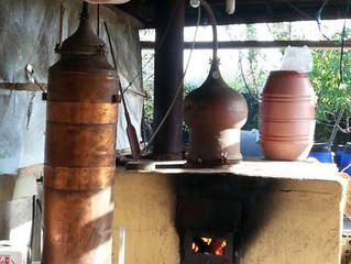 Making Raki in the Kazani