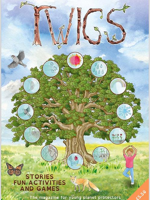Twigs digital magazine