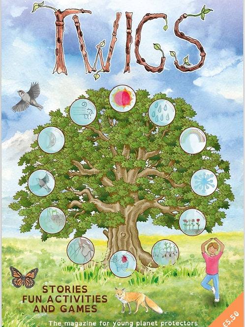 Twigs Printed Magazine Issue 1