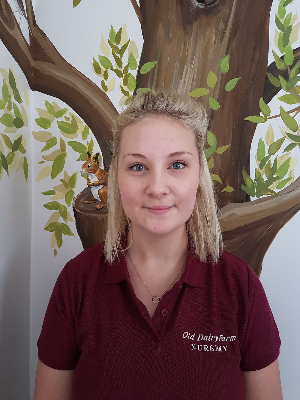 ucy Meeze – Chick / Ducklings Room Lead Level 3 qualified, working in childcare for nearly 4 years.