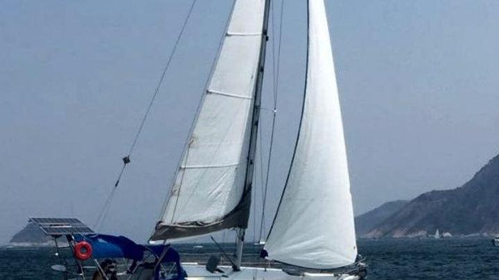 Sahgha Sailing Boat