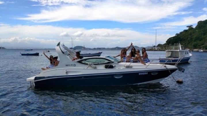 Viveca Motor Boat