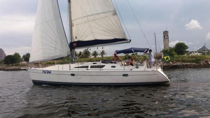 Mutah Sailing Boat