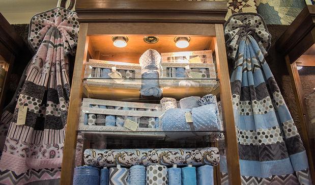 Shannon Cuddle Fabric