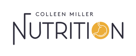 Colleen Miller Nutrition_Logo-Full Colou