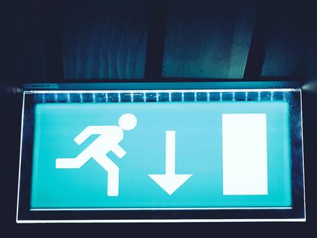 Waar loop jij voor weg?