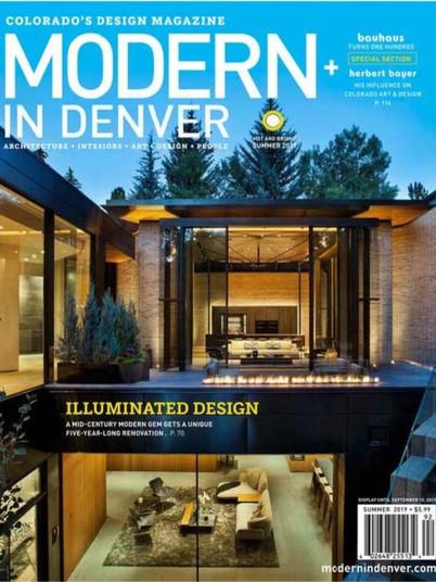Modern In Denver - Cover - SUMMER 2019_e