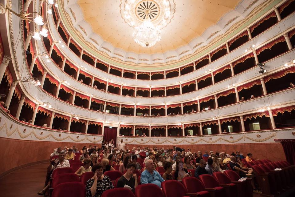 Teatro Petrarca (Arezzo, Italy)