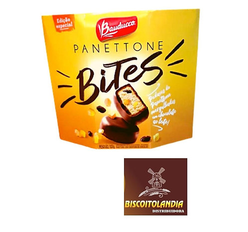 Panettone Bites Bauducco 107 grs