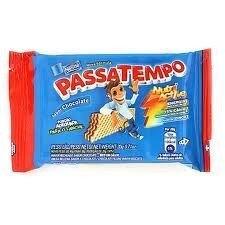 MINI WAFER CHOCOLATE PASSATEMPO 28X20GRS